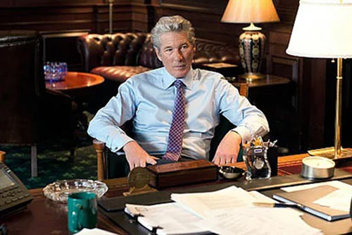 Arbitrage movie shot