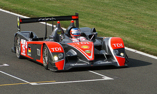 Audi is winning with R10