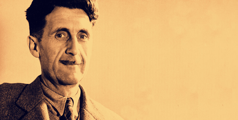 What Entrepreneurs Can Learn From George Orwell