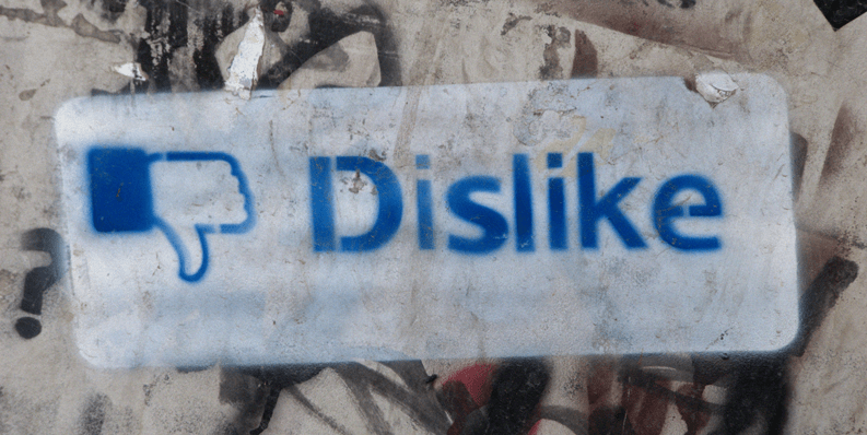 Facebook doesn't need a dislike button, but your business does