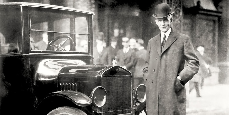 Henry Ford and Ford Model T